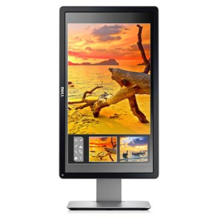 "Monitor Dell 20"" - pantalla antirreflejo, giratoria y regulable en altura"