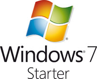 WINDOWS  7 STARTER - CON DVD - OEM EN ESPAÑOL