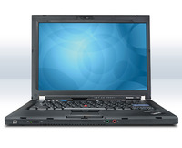 IBM Lenovo Thinkpad T61 (Core 2 Duo - 2Gb - 120Gb)